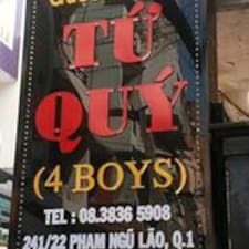 Tu Quy is the host.