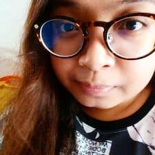 Profil utilisateur de Azmira
