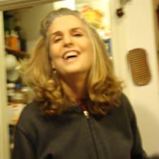 Carolyn is the host.