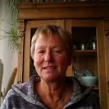 Liesbeth felhasználói profilja