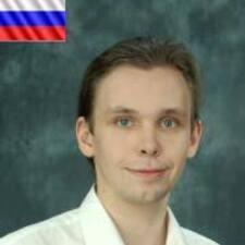Perfil de usuario de Alexey