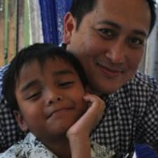 Badrul User Profile