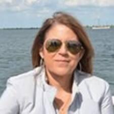Gloria felhasználói profilja