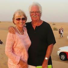Sue And Mick ist der Gastgeber.