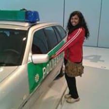Namitha User Profile