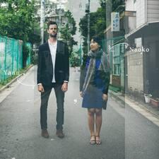 Naoko & Yann User Profile