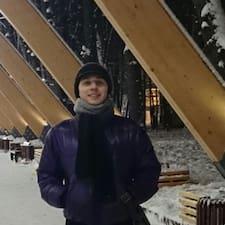 Profil utilisateur de Пётр