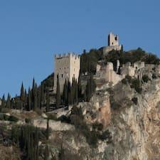 Arco Castle View