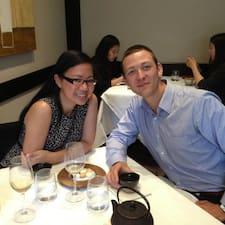 Profil utilisateur de Trang & Pierre