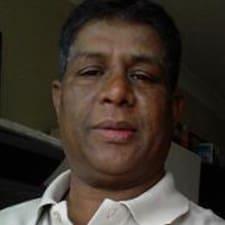 Profil korisnika Selvaraj