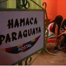 Hamaca Paraguaya is the host.