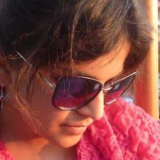 Profil utilisateur de Prapti