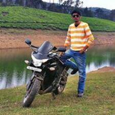 โพรไฟล์ผู้ใช้ Ananth