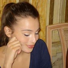 Profil utilisateur de Doria