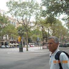 Fernando Salvador felhasználói profilja
