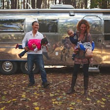 Airstream Family User Profile