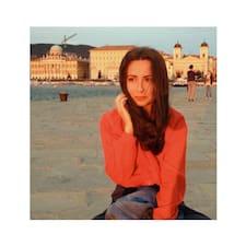 Nutzerprofil von Francesca