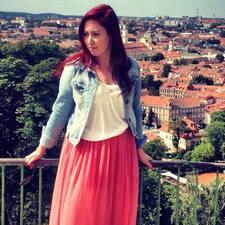 Anasteisha User Profile