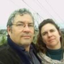 โพรไฟล์ผู้ใช้ Ana Maria & Clederson