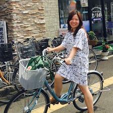 Profil utilisateur de Jingyi