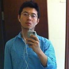 Henkilön Jiqiao käyttäjäprofiili
