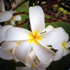 Perfil de usuario de Aloha