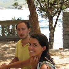 Sophie & Mehdi je domaćin.