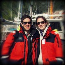 Pauline & Aurélien felhasználói profilja