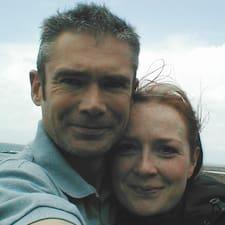Sarah & John User Profile