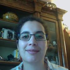 Anais felhasználói profilja