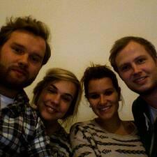 Profil utilisateur de Claudia, Carsten, Helena, Felix