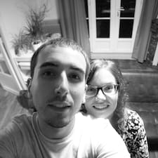 Steven & Amandine User Profile