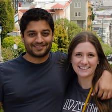 Caslynn & Vaishal User Profile