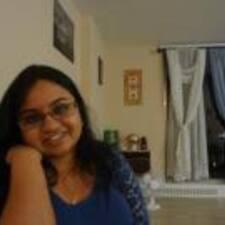 Användarprofil för Swetha Rao