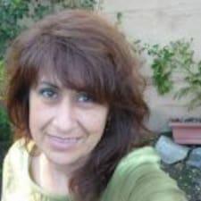 Profil utilisateur de Lisette Claudia