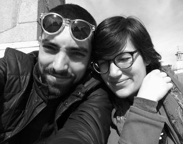 Marie + Florian