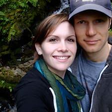 Sasha & Ryan User Profile