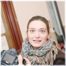 Ekaterina è l'host.