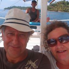 Alan & Patricia的用户个人资料
