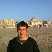 Felipe felhasználói profilja