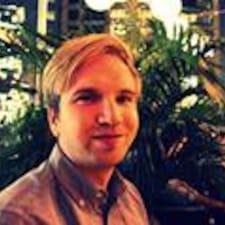 Martti felhasználói profilja