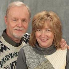 Dan & Sandy felhasználói profilja