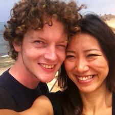 Gareth&Ayako User Profile