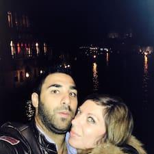 Anais & Maher felhasználói profilja