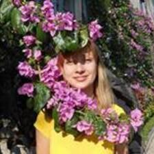 Nutzerprofil von Oxana
