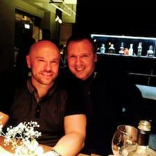 Ian & Pete is the host.