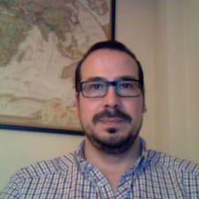 Rubén ist der Gastgeber.