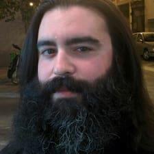 Santi felhasználói profilja