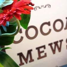 Cocoa Mews is the host.