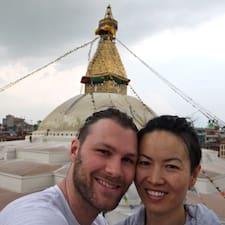 Jeremie & Tracy felhasználói profilja